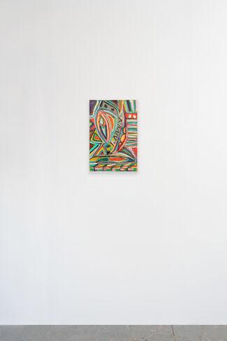 Black Henbane, installation view