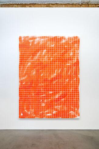 PRIMITIVE MAN at MEN Gallery, installation view