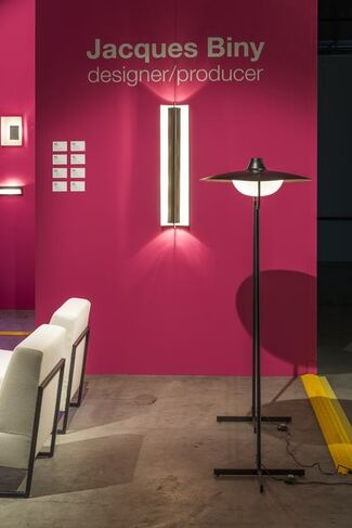 Galerie Pascal Cuisinier at Design Miami/ Basel 2015, installation view