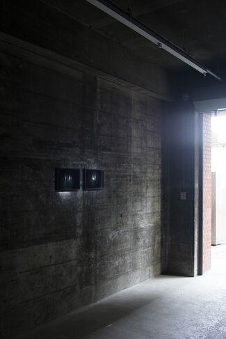 """Masaru Tatsuki """"kuragari"""", installation view"""
