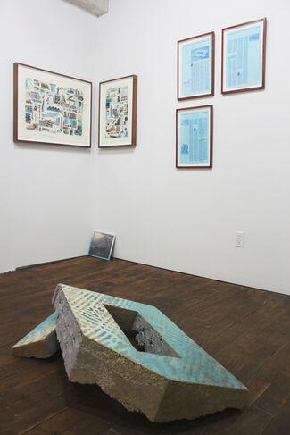 Isaac Tin Wei Lin & Alex Lukas: Rusu Moyo, installation view