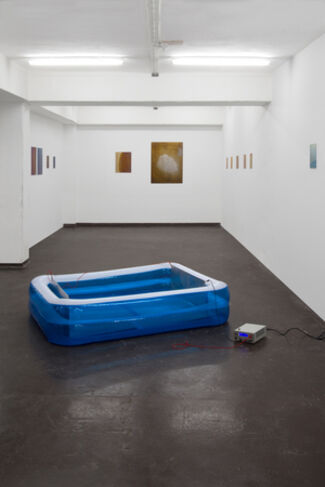 R.I.P. CURL - Mikkel Curl, installation view