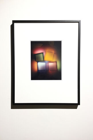 Photograms: Len Gittleman & György Kepes, installation view