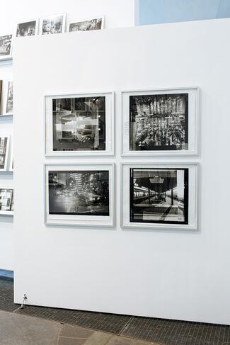 TIMM RAUTERT - Mirror and Glass, installation view