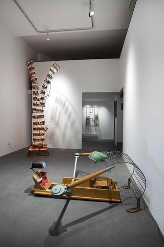 Giovanni Albanese, installation view
