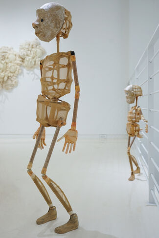 Jumping the Shadow: Mulyana (Indonesia) & Iwan Effendi (Indonesia), installation view