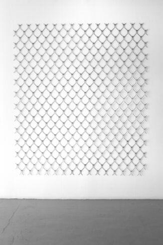 BORDER LINES, installation view