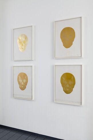 Damien Hirst - Death or Glory, installation view