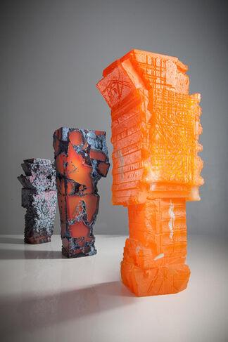 Thaddeus Wolfe: New Work, installation view