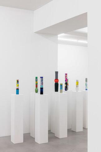 Florian Slotawa, installation view