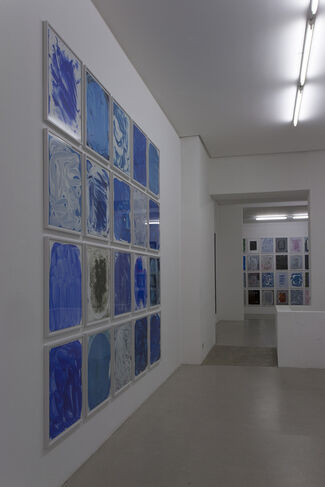 KANTE - Enrico Bach, Franziska Holstein, installation view