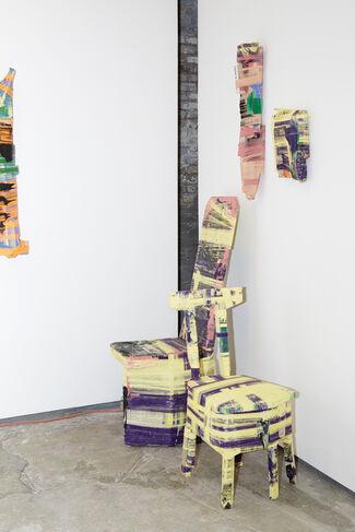 Anton Alvarez: Wrapsody, installation view