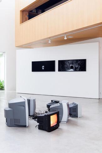 João Castilho   Caos-Mundo, installation view