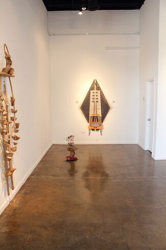 Preservation of Forgetting, installation view