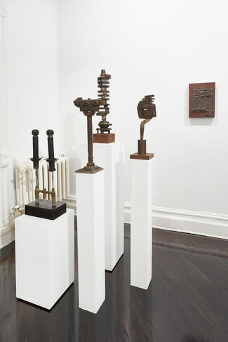 Assembled Environments (1958-2017), installation view