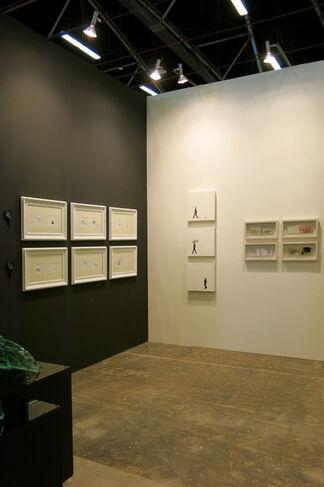 Beatriz Esguerra Art at ARTBO 2015, installation view