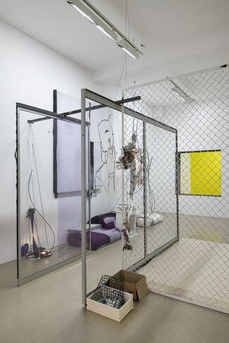 O'DA'OLDBORIN'GOLD, installation view