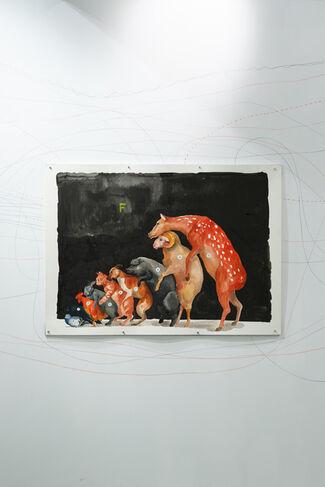 Yang Dongxue: Regarding The Silent Majority, installation view