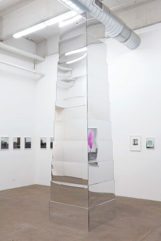 Scott King: Totem Motif, installation view