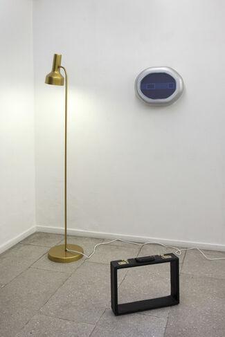 DANIEL SVARRE  Father's Watch, installation view