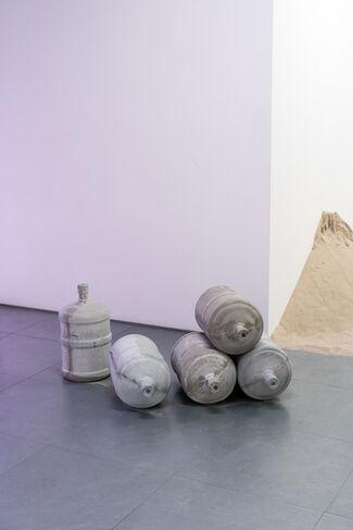 Edouard Malingue Gallery at fiac 17, installation view