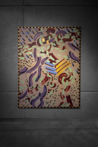 12 Rooms   ELISABETH FRIEBERG: Room #4, installation view