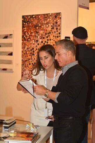 Galleria Farina at Art Wynwood 2015, installation view