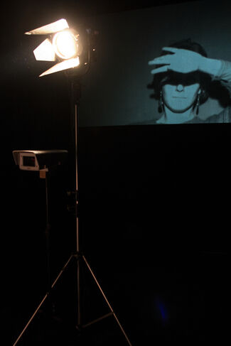 Appears, Inverts - and Against, installation view