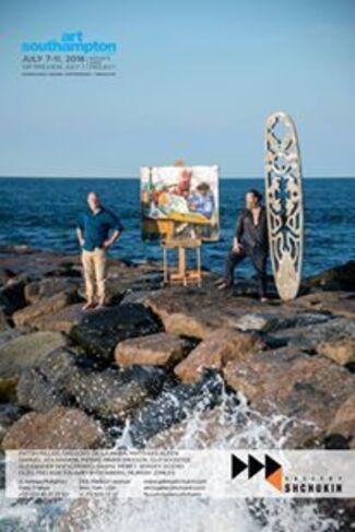 GALLERY SHCHUKIN at Art Southampton 2016, installation view