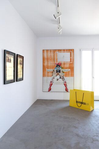 JumpBall, installation view