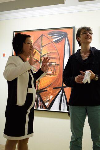 Flora Fong - ART: ELIXIR OF LIFE, installation view