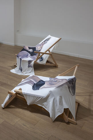 Several Stories and Objects, installation view