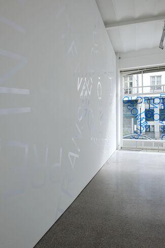 Robert Barry, installation view