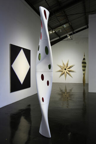 Eric Johnson: Select Works, installation view