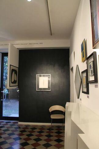 ITALIAN ZERO/CROSS REFERENCE, installation view