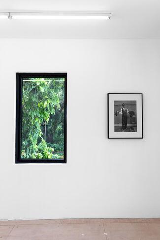 Martine Barrat, installation view