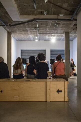 Clarence Barlow - Transit / Sound Installation, installation view
