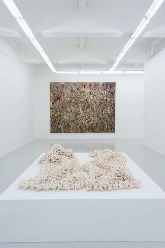 Sculptured Vol. 1, installation view