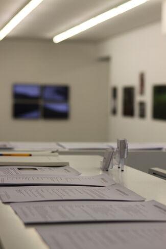 GOING PUBLIC II, installation view