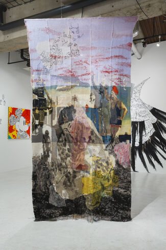 Identity X : fusion of memory - memory for the future, installation view