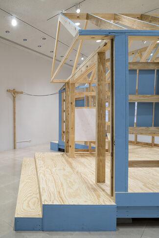 SHOTGUN, installation view
