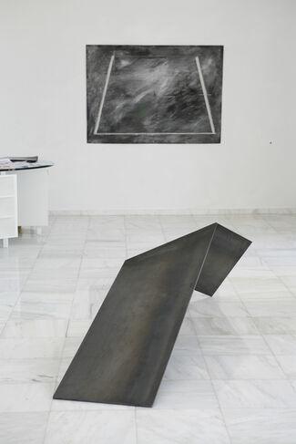 Cris Gianakos, installation view