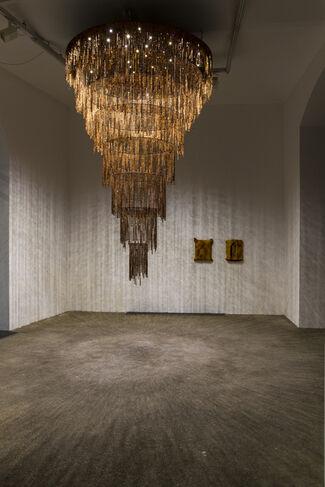 morphic fields, installation view