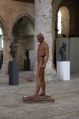 Christophe Charbonnel - Héros - Parcours de sculptures monumentales et rétrospective, installation view