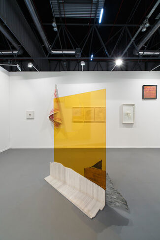 Travesia Cuatro at ARCOmadrid 2018, installation view