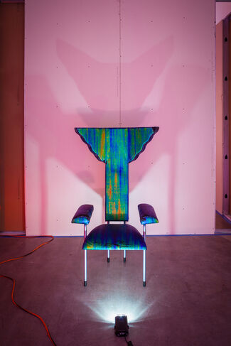 """Swiss Institute Annual Design Series: Inaugural Edition, """"Fin de Siècle,"""" curated by Andreas Angelidakis, installation view"""