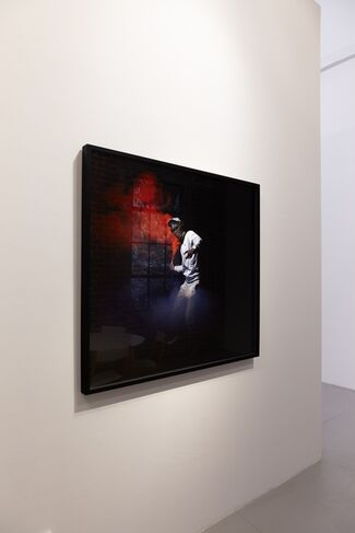 Abdul Abdullah - I See A Darkness, installation view