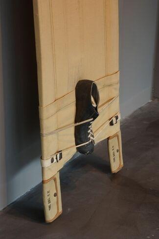 Salvatore Scarpitta • Joseph Beuys. Icon for a transit, installation view
