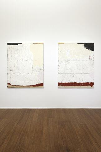 Luca Serra. Añil, installation view