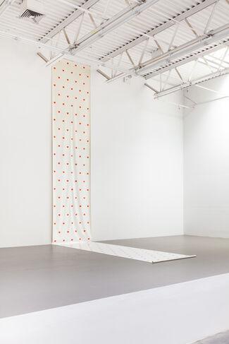 Niele Toroni, installation view